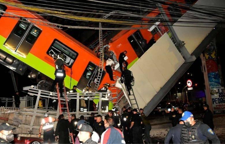 Rechazan fabricación de culpables en el caso de la Línea 12 del Metro